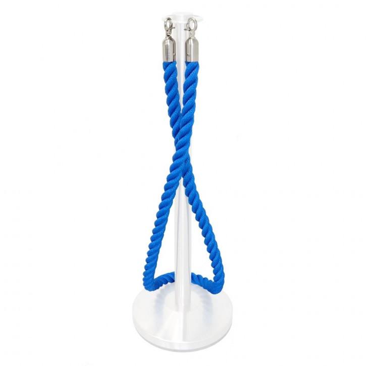 Cordon de séparation MULTITWIST CLASSIC bleu de Kanirope®