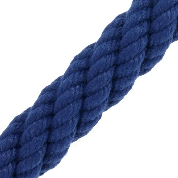 Cordon de séparation ACRYLIQUE bleu de Kanirope®