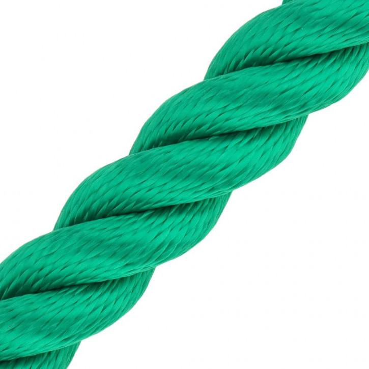 Main courante MULTITWIST ø28mm Marchandise au mètre (mètre par pièce) vert de Kanirope®