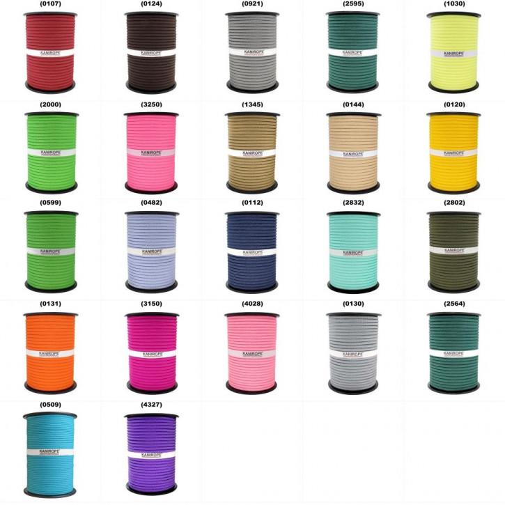 Cordage en PP MULTIBRAID ø14mm autres couleurs 16x tressé