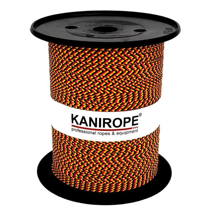 PP Seil MULTIBRAID ø3mm geflochten Special Edition Deutschland von Kanirope®