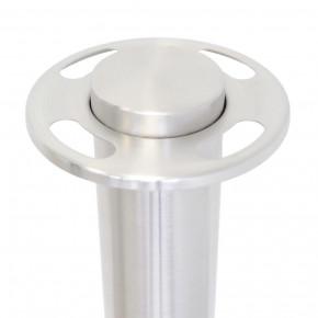 Poteau de séparation CLASSIQUE de Kanirope® en acier inoxydable